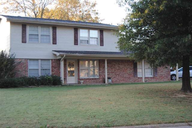 1206 W Country Club Terrace, Jonesboro, AR 72401 (MLS #10087723) :: Halsey Thrasher Harpole Real Estate Group