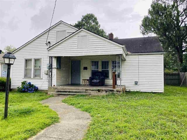 512 E Lake St., Paragould, AR 72450 (MLS #10087727) :: Halsey Thrasher Harpole Real Estate Group