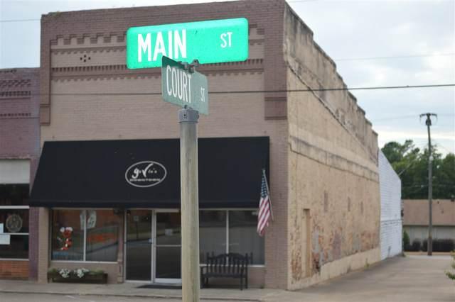 117 N. Main St., Harrisburg, AR 72432 (MLS #10087773) :: Halsey Thrasher Harpole Real Estate Group