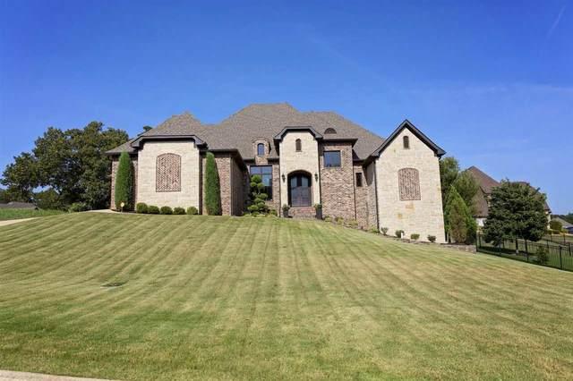 2114 Ridgepoint Dr, Jonesboro, AR 72404 (MLS #10087791) :: Halsey Thrasher Harpole Real Estate Group