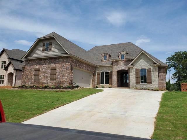 3908 Teal Drive, Jonesboro, AR 72404 (MLS #10087910) :: Halsey Thrasher Harpole Real Estate Group