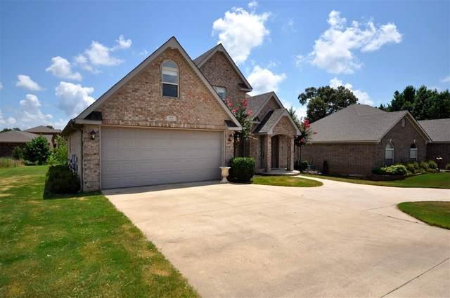 4809 Lochmoor Circle, Jonesboro, AR 72405 (MLS #10087966) :: Halsey Thrasher Harpole Real Estate Group