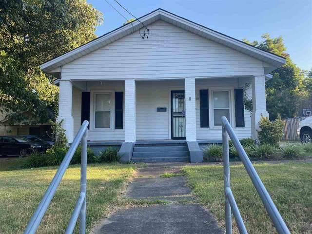 710 W Nettleton, Jonesboro, AR 71401 (MLS #10087986) :: Halsey Thrasher Harpole Real Estate Group
