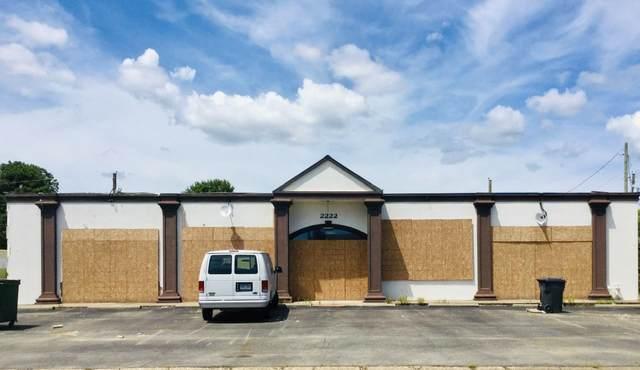 2222 Spence Cr., Jonesboro, AR 72401 (MLS #10088013) :: Halsey Thrasher Harpole Real Estate Group