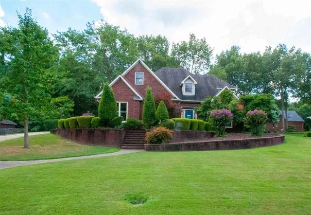 1815 Ellen Dr, Jonesboro, AR 72404 (MLS #10088050) :: Halsey Thrasher Harpole Real Estate Group