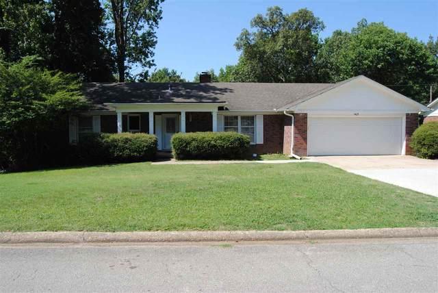 1405 Locust, Jonesboro, AR 72401 (MLS #10088114) :: Halsey Thrasher Harpole Real Estate Group