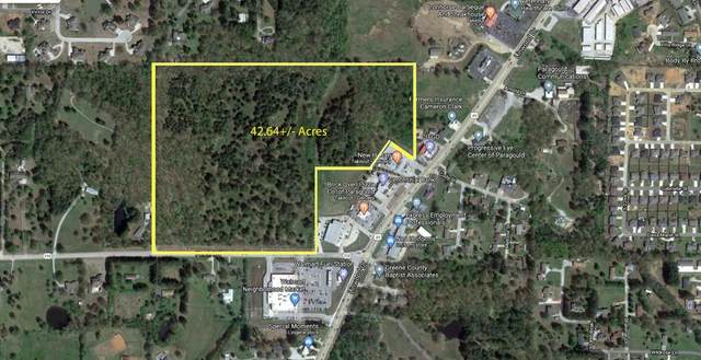 2810 Finch Rd., Paragould, AR 72450 (MLS #10088160) :: Halsey Thrasher Harpole Real Estate Group