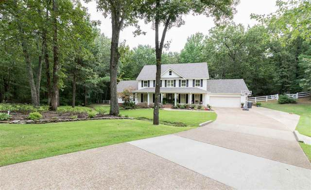 827 Sherwood Oaks Lane, Jonesboro, AR 72404 (MLS #10088175) :: Halsey Thrasher Harpole Real Estate Group