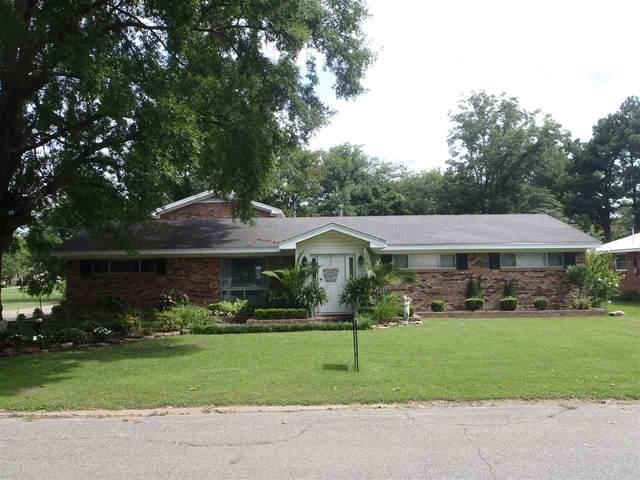 101 Pickens, Newport, AR 72112 (MLS #10088177) :: Halsey Thrasher Harpole Real Estate Group