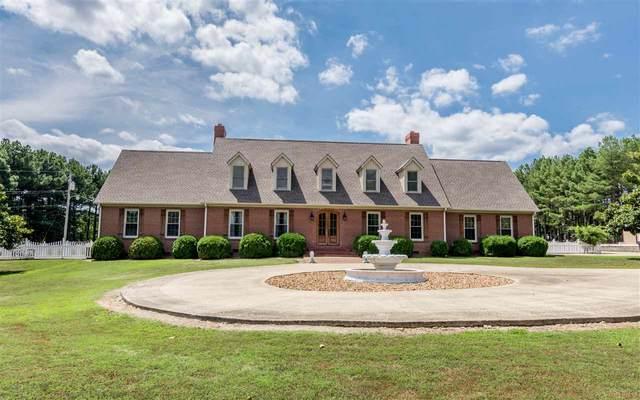 4926 Peachtree, Jonesboro, AR 72405 (MLS #10088181) :: Halsey Thrasher Harpole Real Estate Group