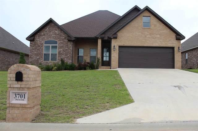 3701 Jaxon Lane, Jonesboro, AR 72404 (MLS #10088192) :: Halsey Thrasher Harpole Real Estate Group