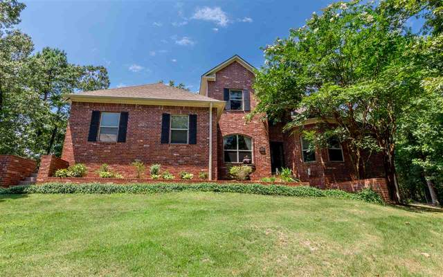 2 Ferncrest, Little Rock, AR 72223 (MLS #10088255) :: Halsey Thrasher Harpole Real Estate Group