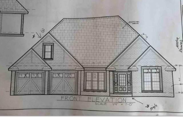 3413 Muirfield Cove, Jonesboro, AR 72405 (MLS #10088287) :: Halsey Thrasher Harpole Real Estate Group
