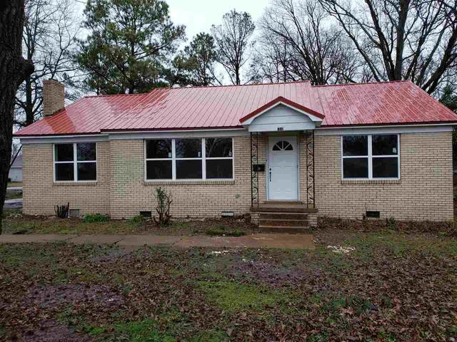 601 St. Francis, Marked Tree, AR 72365 (MLS #10088346) :: Halsey Thrasher Harpole Real Estate Group