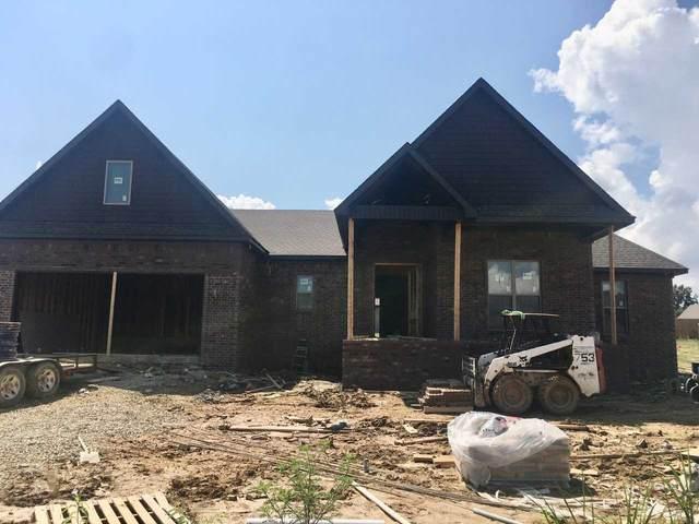 109 Delle Lane, Brookland, AR 72417 (MLS #10088360) :: Halsey Thrasher Harpole Real Estate Group