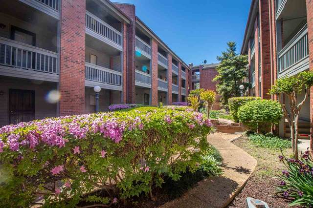 1300 S Church S-6, Jonesboro, AR 72401 (MLS #10088381) :: Halsey Thrasher Harpole Real Estate Group