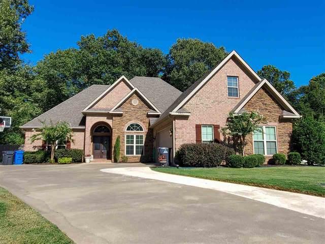 5801 Friendship Circle, Jonesboro, AR 72404 (MLS #10088405) :: Halsey Thrasher Harpole Real Estate Group