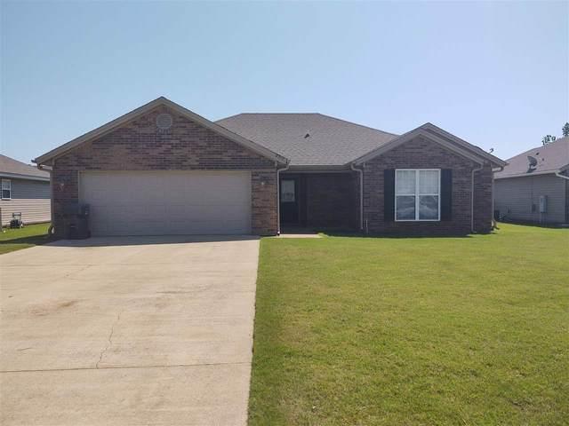2512 Windsor Cv, Jonesboro, AR 72405 (MLS #10088440) :: Halsey Thrasher Harpole Real Estate Group