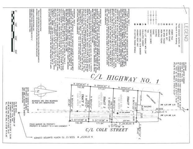 1.86 Acres Hwy 1 N, Harrisburg, AR 72432 (MLS #10088468) :: Halsey Thrasher Harpole Real Estate Group
