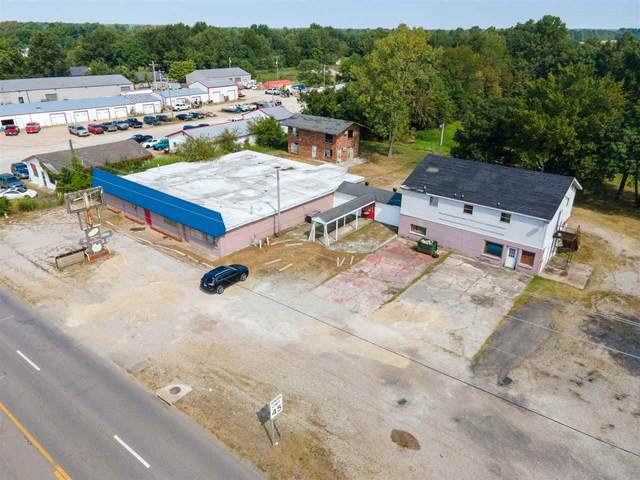 2005 E Kingshighway, Paragould, AR 72450 (MLS #10088474) :: Halsey Thrasher Harpole Real Estate Group