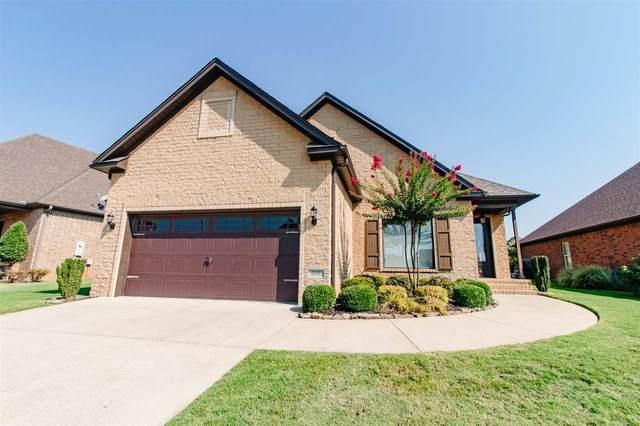 1030 Villa Drive, Jonesboro, AR 72405 (MLS #10088499) :: Halsey Thrasher Harpole Real Estate Group
