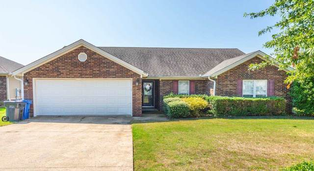 5913 Newcastle Drive, Jonesboro, AR 72405 (MLS #10088523) :: Halsey Thrasher Harpole Real Estate Group