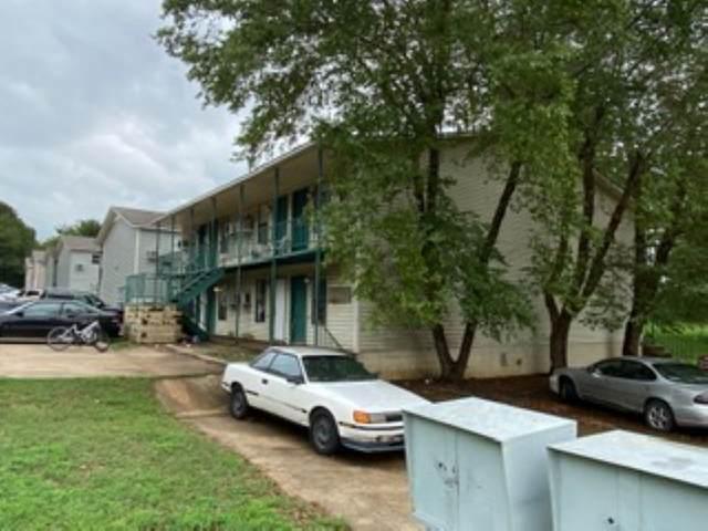 2001 Belt St., Jonesboro, AR 72401 (MLS #10088606) :: Halsey Thrasher Harpole Real Estate Group