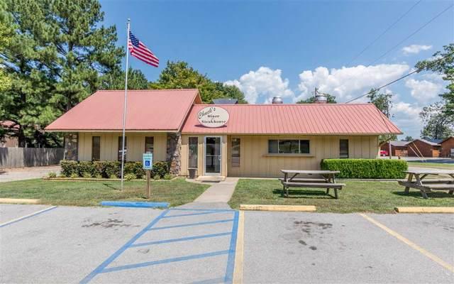 35 Swinging Bridge Drive, Heber Springs, AR 72543 (MLS #10088607) :: Halsey Thrasher Harpole Real Estate Group