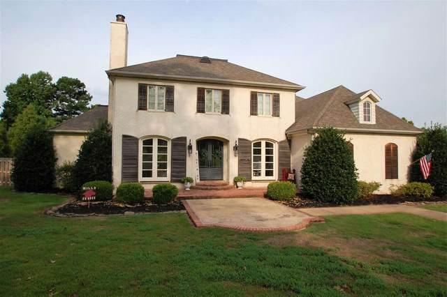 513 Huntcliff, Jonesboro, AR 72404 (MLS #10088608) :: Halsey Thrasher Harpole Real Estate Group