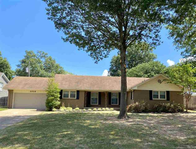 1212 W Country Club Ter, Jonesboro, AR 72401 (MLS #10088628) :: Halsey Thrasher Harpole Real Estate Group