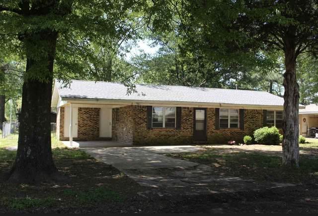 205 Hall, Bay, AR 72411 (MLS #10088630) :: Halsey Thrasher Harpole Real Estate Group