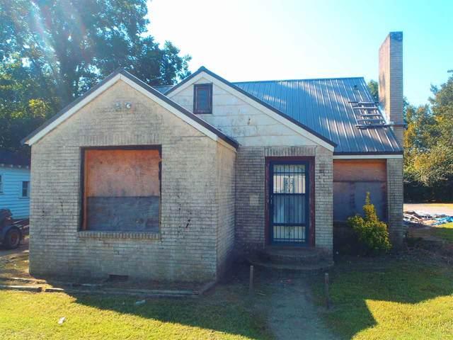 906 Malcolm Ave, Newport, AR 72112 (MLS #10088732) :: Halsey Thrasher Harpole Real Estate Group