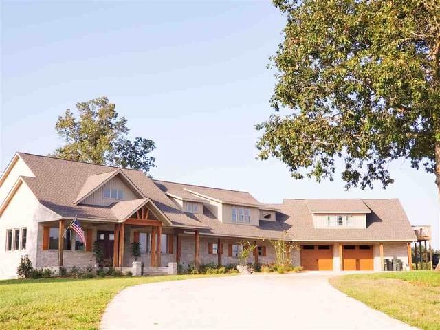 3547 Cr 751, Jonesboro, AR 72401 (MLS #10088760) :: Halsey Thrasher Harpole Real Estate Group