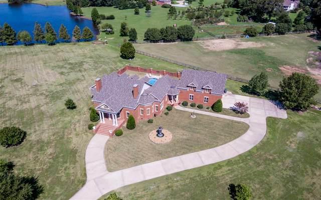 250 Cr 7593, Jonesboro, AR 72401 (MLS #10088778) :: Halsey Thrasher Harpole Real Estate Group