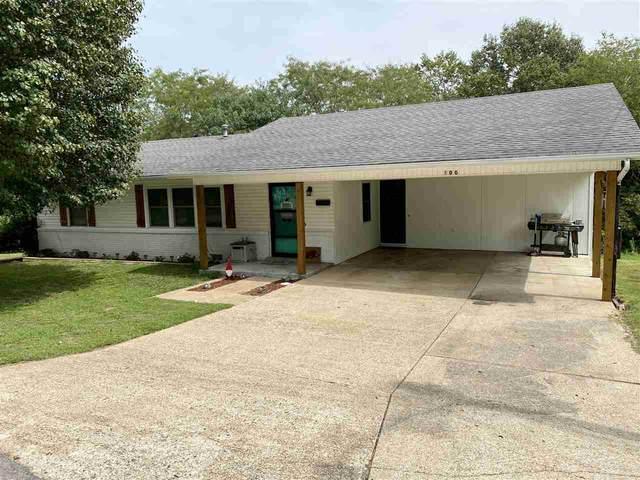 1006 Hunter Dr, Pocahontas, AR 72455 (MLS #10088822) :: Halsey Thrasher Harpole Real Estate Group