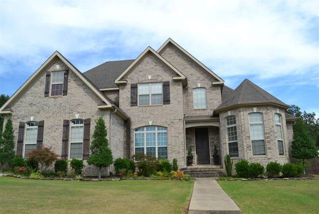 4116 Cathedral Cove, Jonesboro, AR 72404 (MLS #10088839) :: Halsey Thrasher Harpole Real Estate Group