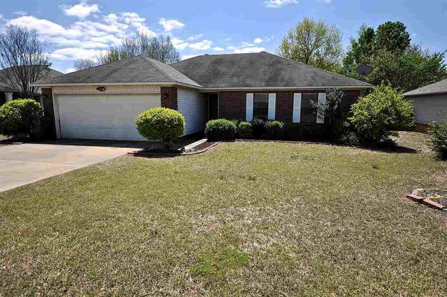 2107 Wingate, Jonesboro, AR 72404 (MLS #10088928) :: Halsey Thrasher Harpole Real Estate Group