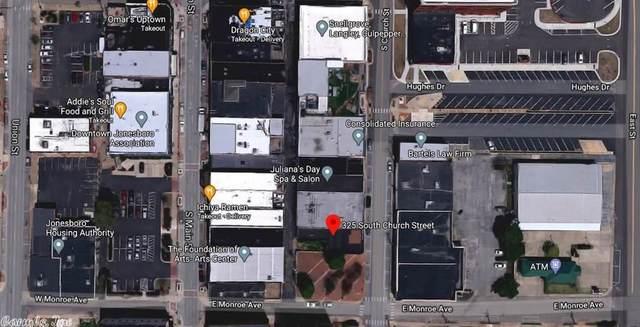 325 S Church Street, Jonesboro, AR 72401 (MLS #10088985) :: Halsey Thrasher Harpole Real Estate Group