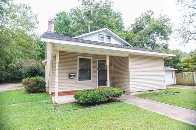 910 Nisbett, Jonesboro, AR 72401 (MLS #10088992) :: Halsey Thrasher Harpole Real Estate Group