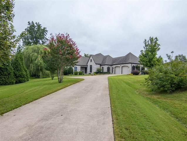 916 Somerset Ln, Jonesboro, AR 72401 (MLS #10089003) :: Halsey Thrasher Harpole Real Estate Group