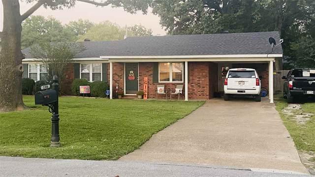 1304 Graceland, Newport, AR 72112 (MLS #10089103) :: Halsey Thrasher Harpole Real Estate Group