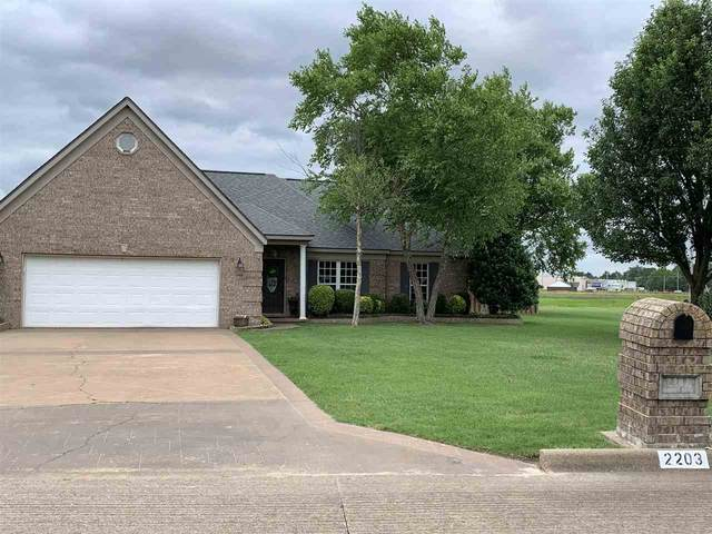 2203 Galeria, Newport, AR 72112 (MLS #10089150) :: Halsey Thrasher Harpole Real Estate Group