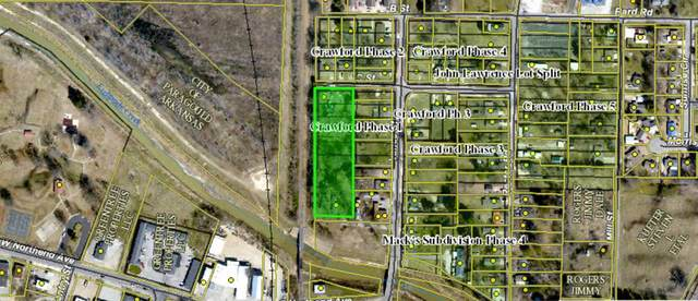200 C, Paragould, AR 72450 (MLS #10089178) :: Halsey Thrasher Harpole Real Estate Group