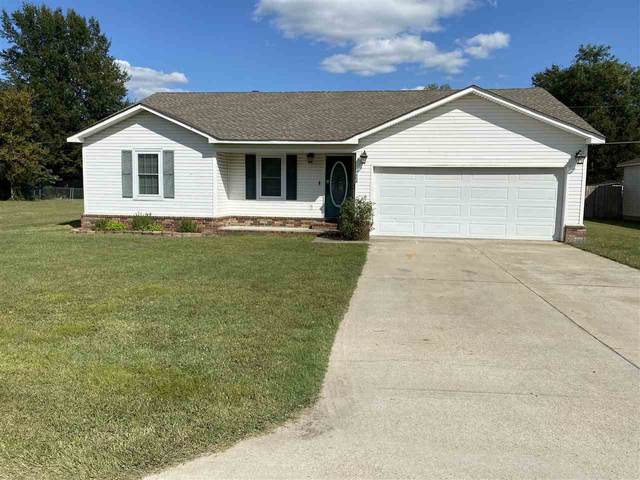 804 Ellis Avenue, Trumann, AR 72472 (MLS #10089187) :: Halsey Thrasher Harpole Real Estate Group