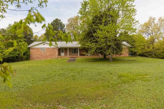 2500 Davis, Jonesboro, AR 72401 (MLS #10089274) :: Halsey Thrasher Harpole Real Estate Group