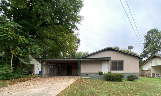 1205 Rosemond, Jonesboro, AR 72401 (MLS #10089297) :: Halsey Thrasher Harpole Real Estate Group
