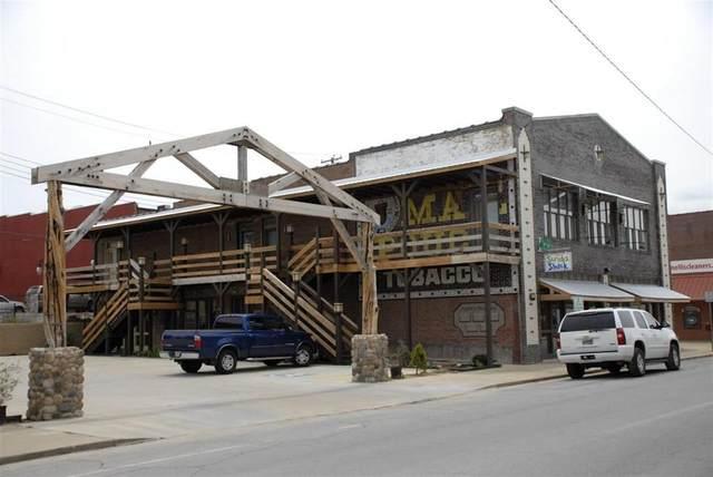 218 Union Loft H, Jonesboro, AR 72401 (MLS #10089347) :: Halsey Thrasher Harpole Real Estate Group