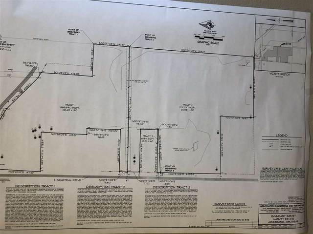 30 acres industrial, Jonesboro, AR 72401 (MLS #10089388) :: Halsey Thrasher Harpole Real Estate Group