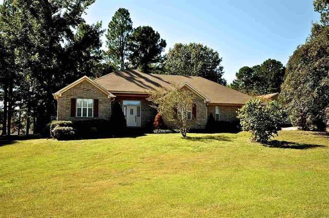 1605 Troutman Cr, Jonesboro, AR 72404 (MLS #10089449) :: Halsey Thrasher Harpole Real Estate Group