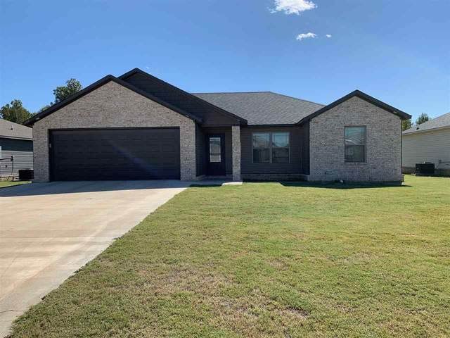 100 Stacy, Paragould, AR 72450 (MLS #10089472) :: Halsey Thrasher Harpole Real Estate Group